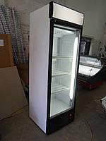 Холодильный шкаф Интер 400 Т Ш-0,42-ср б/у, холодильный шкаф б у, шкафы холодильные б у, витрина холодильная б
