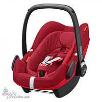 Детское автокресло Maxi-Cosi Pebble Plus (0-13 кг) Robin Red