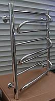 Полотенцесушитель водяной для ванной комнаты Элегия (Ленинград) 600*750мм нержавеющая сталь