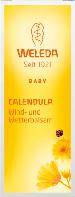Weleda Wind und Wetter Creme Baby Calendula Wind- und Wetterbalsam - Детский Крем Защита с Календулой, 30 мл