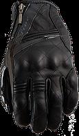 Мотоперчатки женские FIVE Sport City кожа черный L