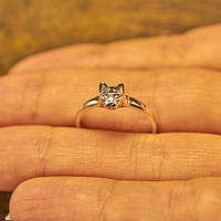 Кольцо Кошечка