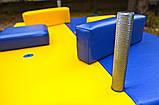 Усиленный стол для армрестлинга ТРОЯН, фото 2
