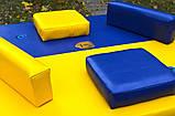 Усиленный стол для армрестлинга ТРОЯН, фото 3