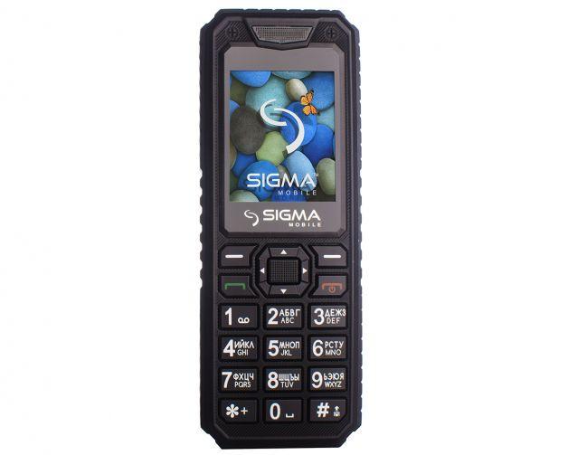 Кнопочный мобильный телефон Sigma X-style 11 Dragon
