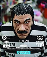 Жидкость Monster Flavor - El Chapo (Сигара Карамель), 0 mg