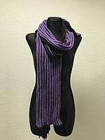Фиолетовый шарф, фото 1