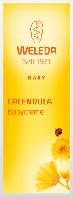 Weleda Wundschutzcreme Calendula Babycreme - Крем под подгузники для младенцев с календулой 75 мл