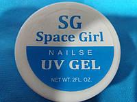 Гель Space Gel белый, 56 гр
