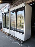 Холодильный шкаф cold sw-1400 dr б/у, Холодильный шкаф б у, шкаф холодильный под напитки б/у, витрина холодиль
