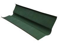 Ендова Ондулин 1 м (зеленая)