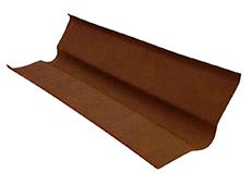 Ендова Ондулин 1 м (коричневая)