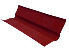 Ендова Ондулин 1 м (красная)