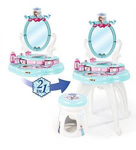 Игровой набор Smoby Туалетный столик Frozen 24996