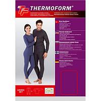 Термокомплект унисекс: кофта О-ворот, кальсоны