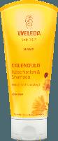 Weleda Waschlotion & Shampoo Baby Calendula - Детский шампунь с календулой, 200 мл
