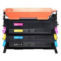 Заправка цветных картриджей Samsung CLP-407S/SEE