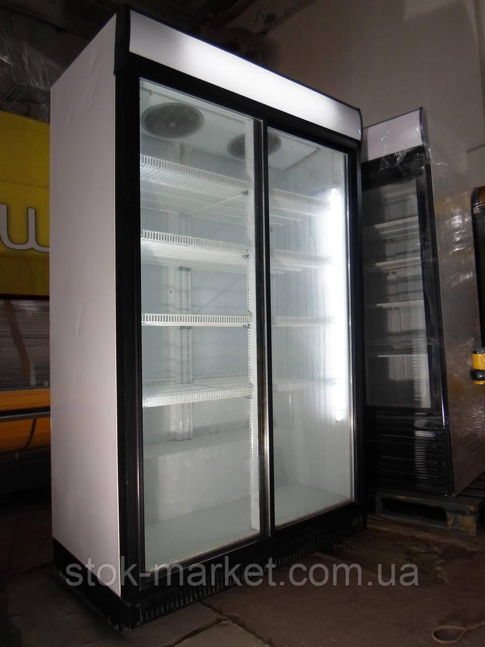 Холодильный шкаф Ice Stream Extra Large б/у, холодильный шкаф б у, витрина холодильная б у.