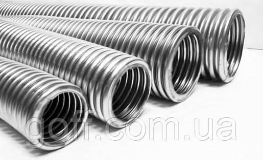 Гофрированные трубы диаметром 50 мм, отожженные