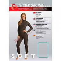 Термокомплект женский: кофта (ворот стойка), лосины