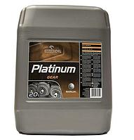Трансмиссионное масло ORLEN OIL PLATINUM GEAR SX GL-5 75W-90 20 л
