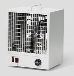 Электрический промышленный тепловентилятор ТПВ 8кВт 380В
