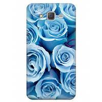 Чехол Samsung J5-J500 (2015 ) Зимняя роза