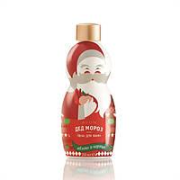 Пена для ванны с ароматом яблока и корицы «Дед Мороз»