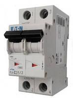 Автоматический выключатель PL4-C 25А/2 Eaton (Moeller)