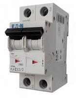 Автоматический выключатель PL4-C 32А/2 Eaton (Moeller)