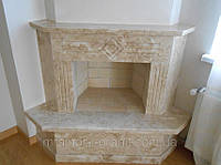 Камины из мрамора, фото 1