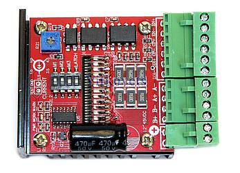 Драйвер шагового двигателя TB6600  4,5А, фото 2