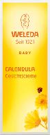 Weleda Pflegecreme Baby Calendula Gesichtcreme - Детский крем для лица с Календулой, 50 мл