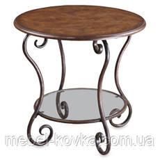 Кованые столы  со столешницей 2
