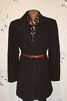 Полушерстяное Стильное Пальто от Giada р: 52-XL