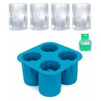 Форма для льда Ледяные рюмки