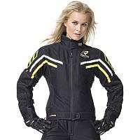 Мотокуртка женская RUKKA Air-Y черный желтый 40