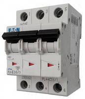 Автоматический выключатель PL4-C 16А/3 Eaton (Moeller)