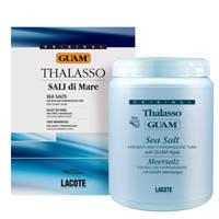 Концентрированная морская соль Талассо