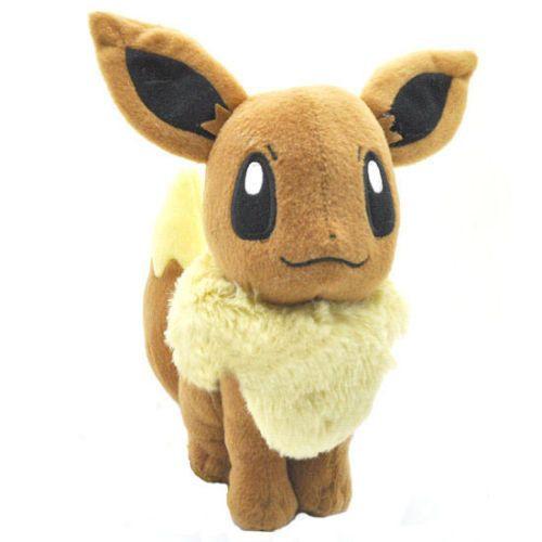 Покемон Иви игрушка, покемон мягкий плюшевый EEVEE. 20 или 30 см на выбор мягкая игрушка Иви покемон