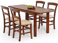 DINNER 120/158 стол HALMAR, фото 1