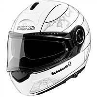 Мотошлем Schuberth C3 World белый 60/61 (XL)