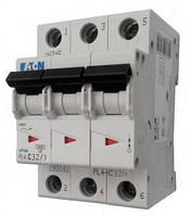Автоматический выключатель PL4-C 32А/3 Eaton (Moeller)