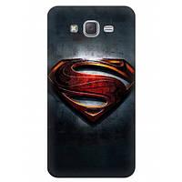 Чехол Samsung J5-J500 (2015 ) Супер мен