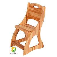 Дитячий регульований стілець Mobler с300