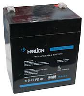 Аккумуляторная батарея MERLION MLB-12-5, 12V 5Ah