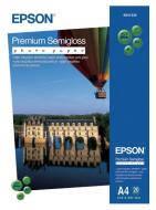 Бумага для фотопринтера Epson Premium Semigloss (C13S041332)