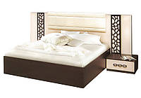 Кровать Селеста 180 без каркаса 1150х1850х2070мм   Мастер Форм