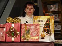 Новогодняя акция от FERRERO