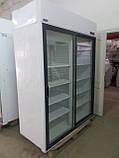 Холодильный шкаф холодильник б у Случь 1400 ВСн (двери купе) Интэко-Мастер, фото 2